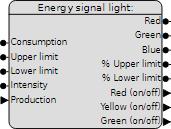 comexio smart home energy signal light 002