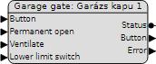 comexio smart home garage gate 001