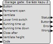 comexio smart home garage gate 002