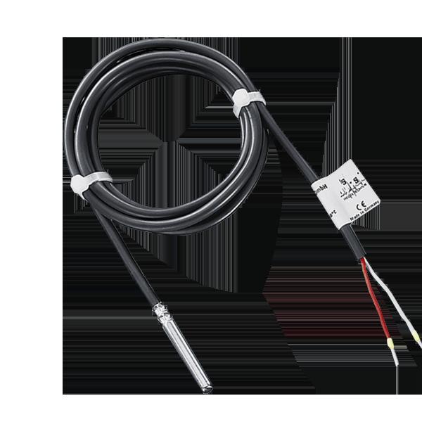 PT1000  hőmérséklet érzékelő 3 m kábellel
