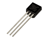 DS 18B20+  1-Wire hőmérő chip